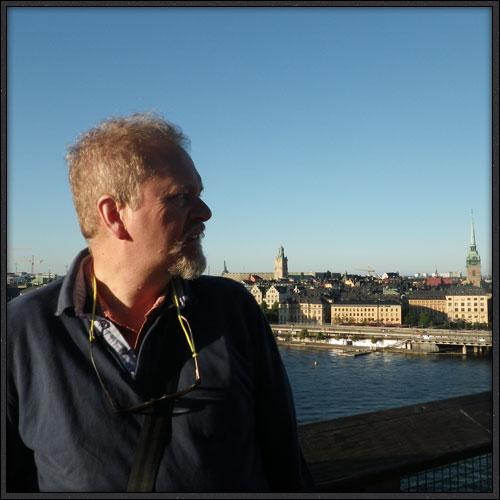 Dj Mats Lindholm